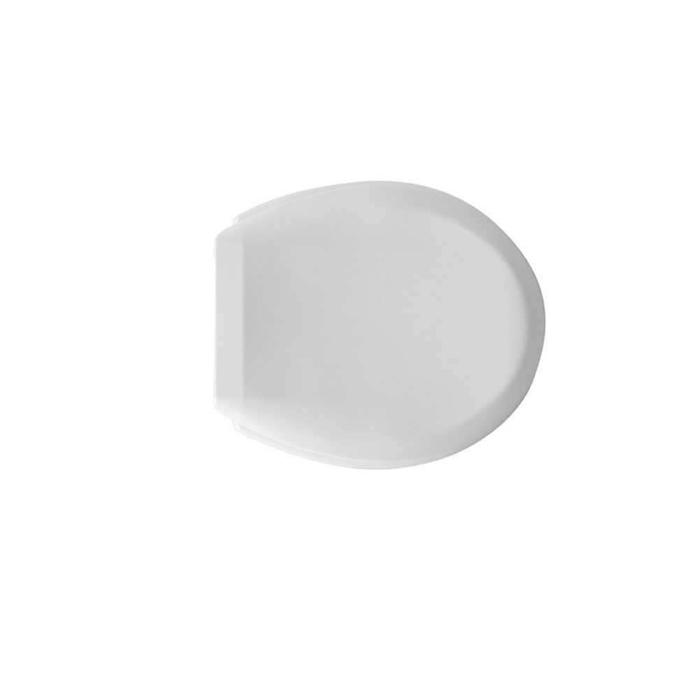 Sedile wc universale Dianter 9 termoindurente bianco cerniere regolabili