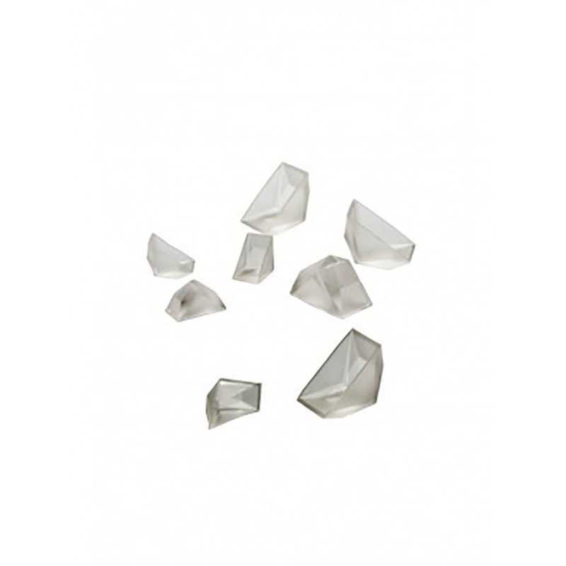 Proteggi spigoli morbidi in gel poliuretanico mod. DIAMOND PICCOLI GEELLI