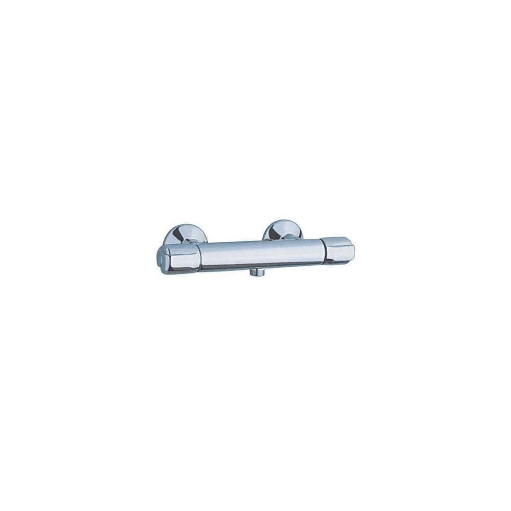 Miscelatore termostatico esterno doccia Zucchetti con valvola antiritorno