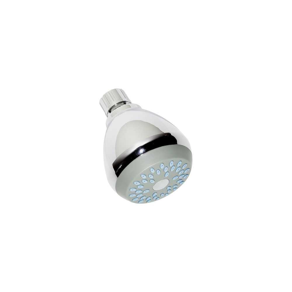 Soffione doccia anticalcare monogetto modello 12611 diametro 80