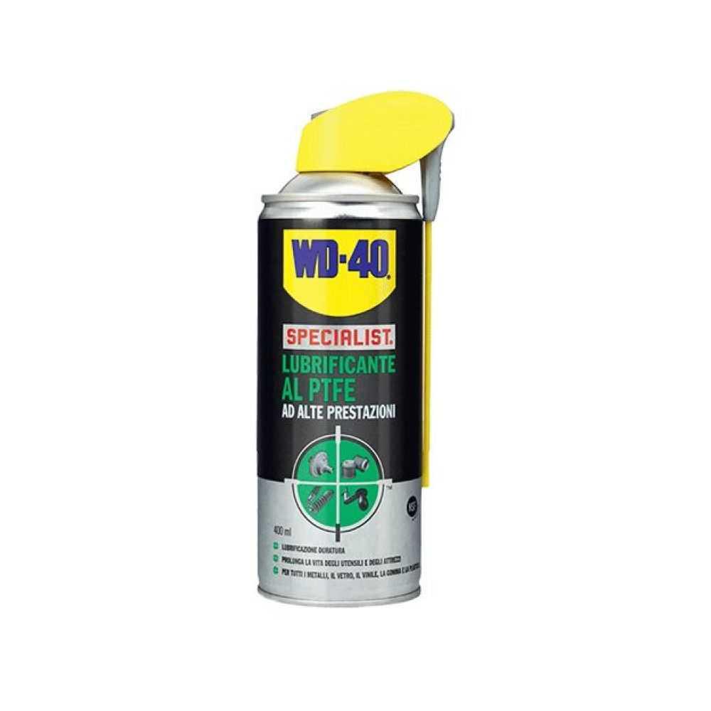 Lubrificante alte prestazioni ptfe spray ml 400