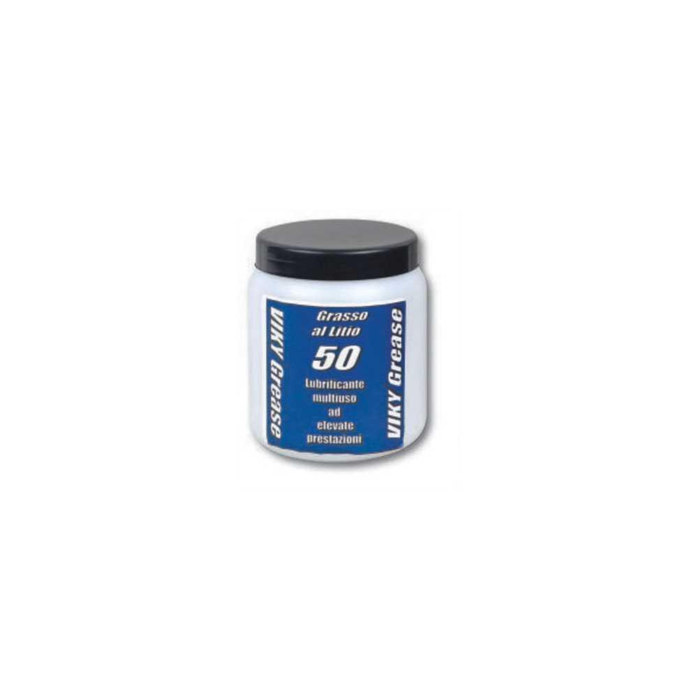Grasso al litio da 100 gr. per la lubrificazione di parti metalliche