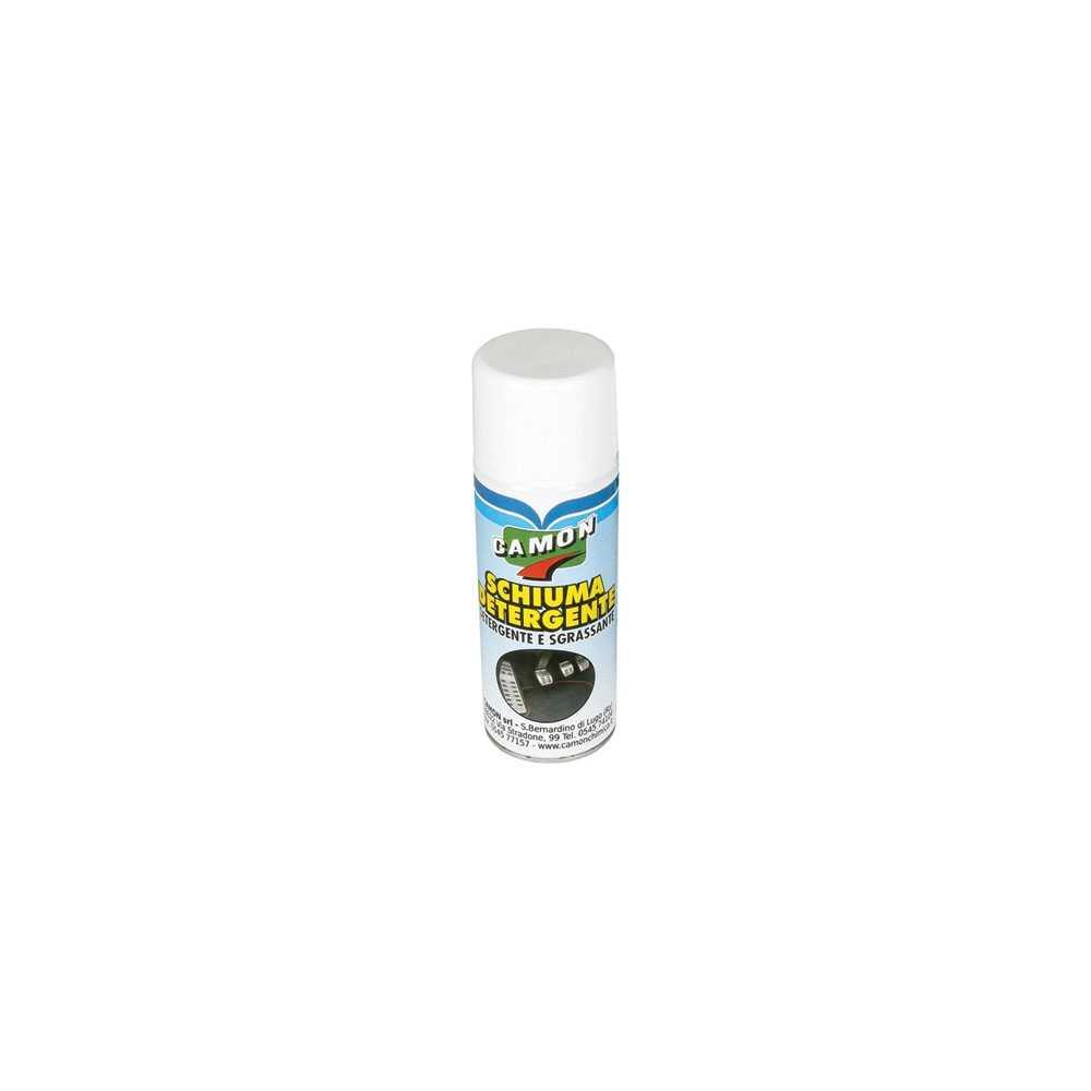 Detergente spray 400 ml in schiuma per tessuti interni auto