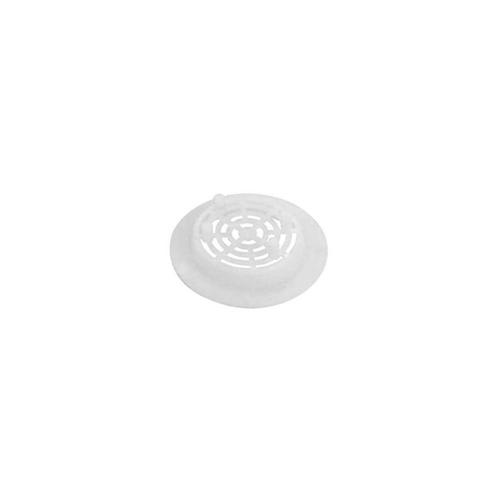 Griglia per lavello in polietilene bianco