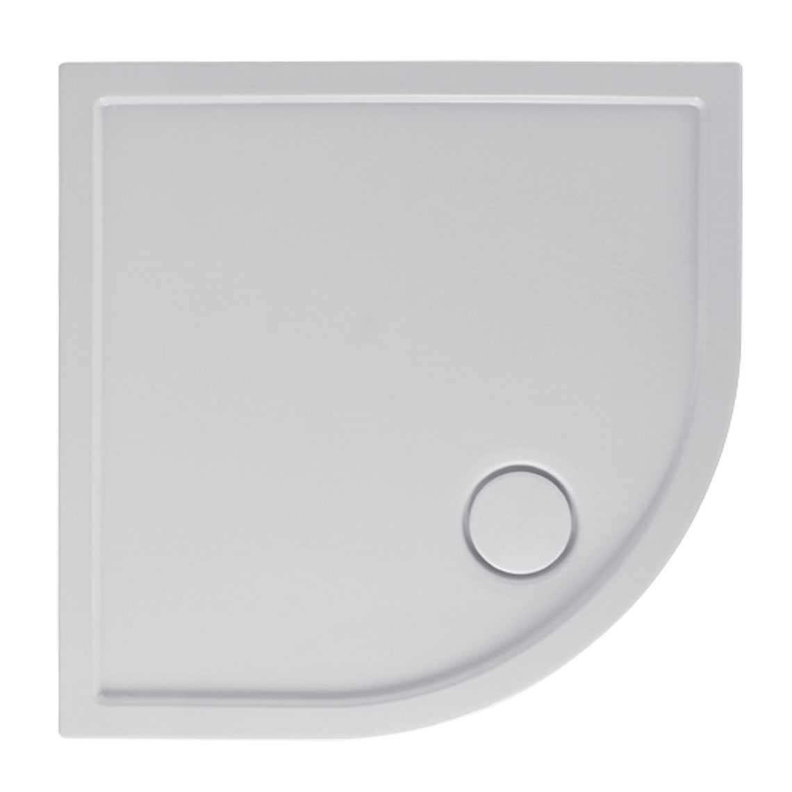 Piatto Doccia 90X90 Angolare mod. Docciabella Texture Ceramica Globo
