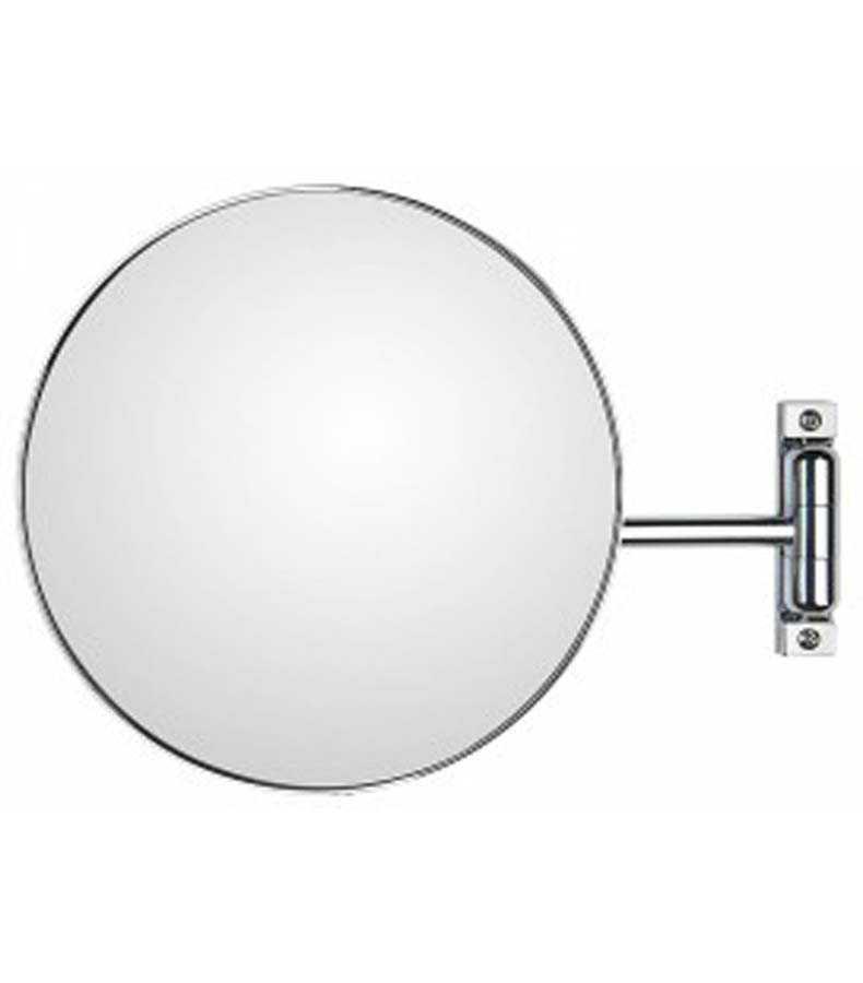Specchio ingranditore koh-i-noor modello Discolo con braccio singolo ingrandimento X3