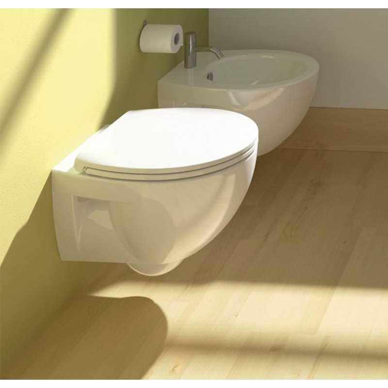 Sanitari Sospesi Moderni Ceramica Catalano New Light Smalto Cataglaze