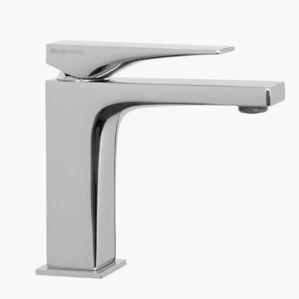 Miscelatore rubinetto lavabo FIMA Carlo Frattini ZETA con piletta