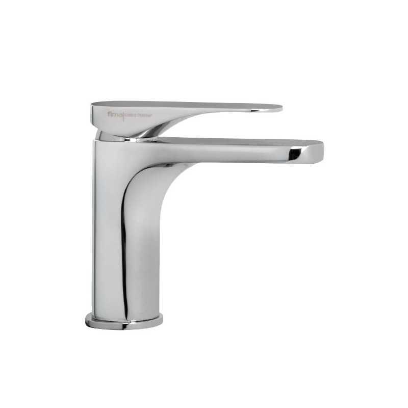 Miscelatore rubinetto lavabo con scarico FIMA Carlo Frattini QUAD