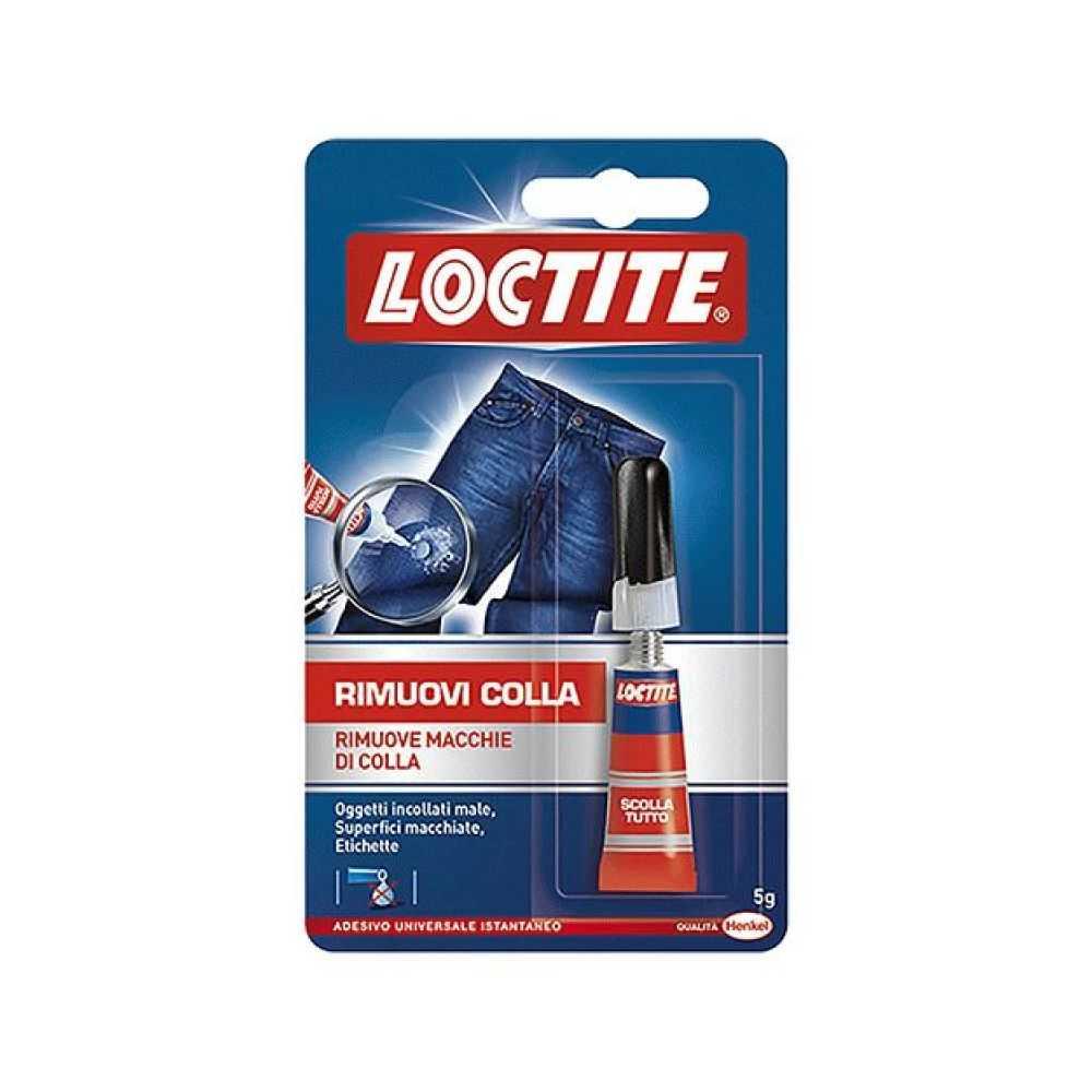 Rimuovi colla in gel - 5 gr 'Loctite'