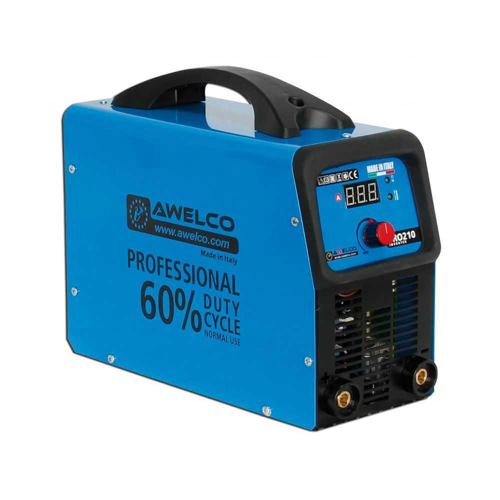 Saldatrice Awelco inverter Pro 210 C/Kit