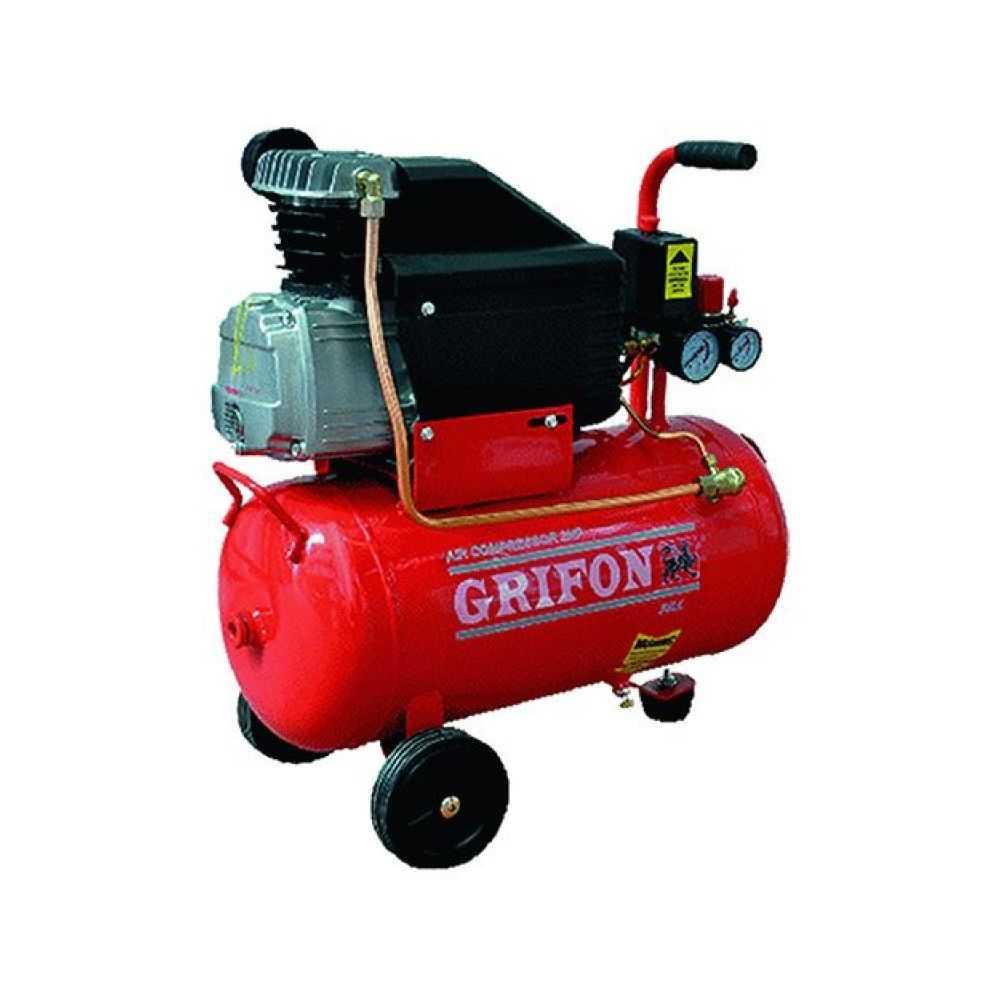 Compressore ad olio tipo coassiale - lt. 24 hp 2