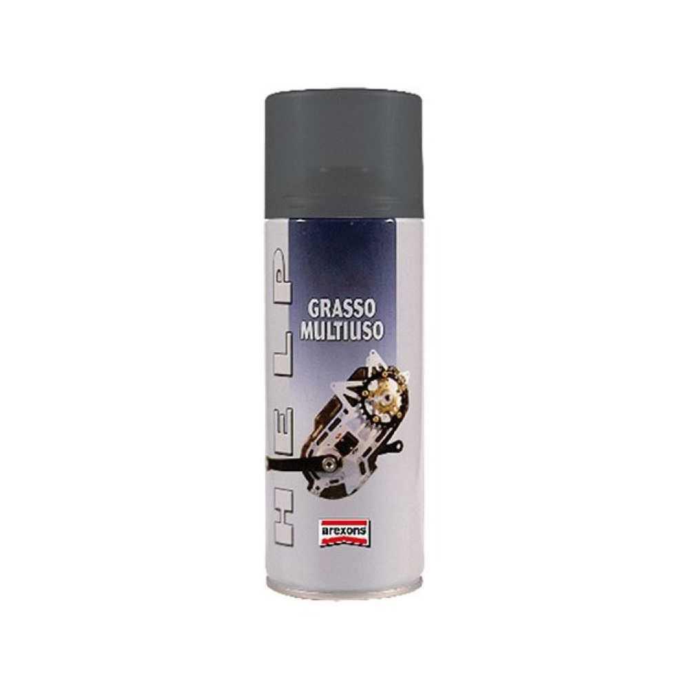 Lubrificante spray 'help grasso multiuso' 400 ml
