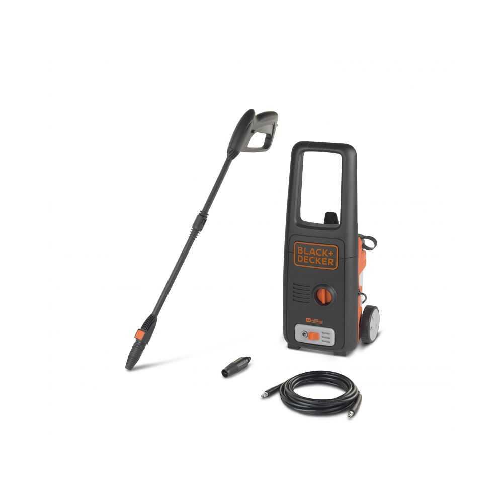 Idropulitrice Black&Decker modello BXPW1400E