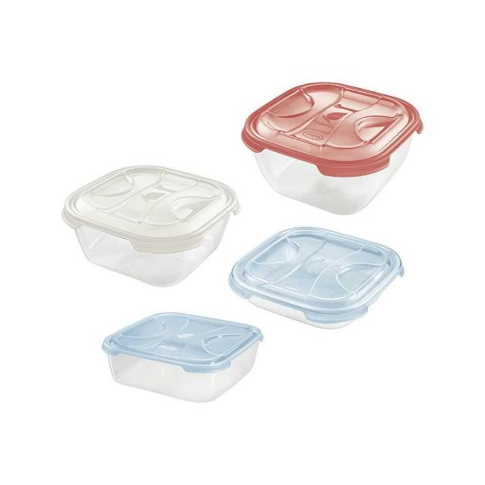 Contenitore Tontarelli  disponibie in diverse dimensioni con coperchio acqua