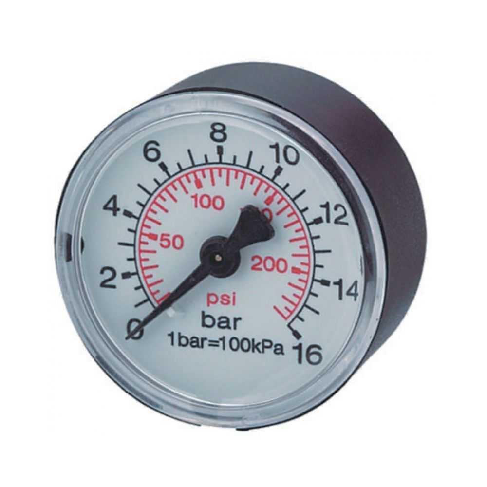 Manometro per compressore D.50 cod. BM108152