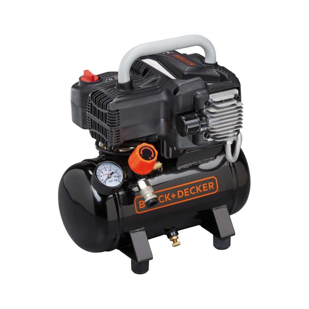 Compressore Black&Decker lt 6 HP.1,5-NK