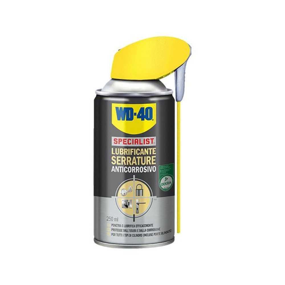 Lubrificante serrature spray ml 250