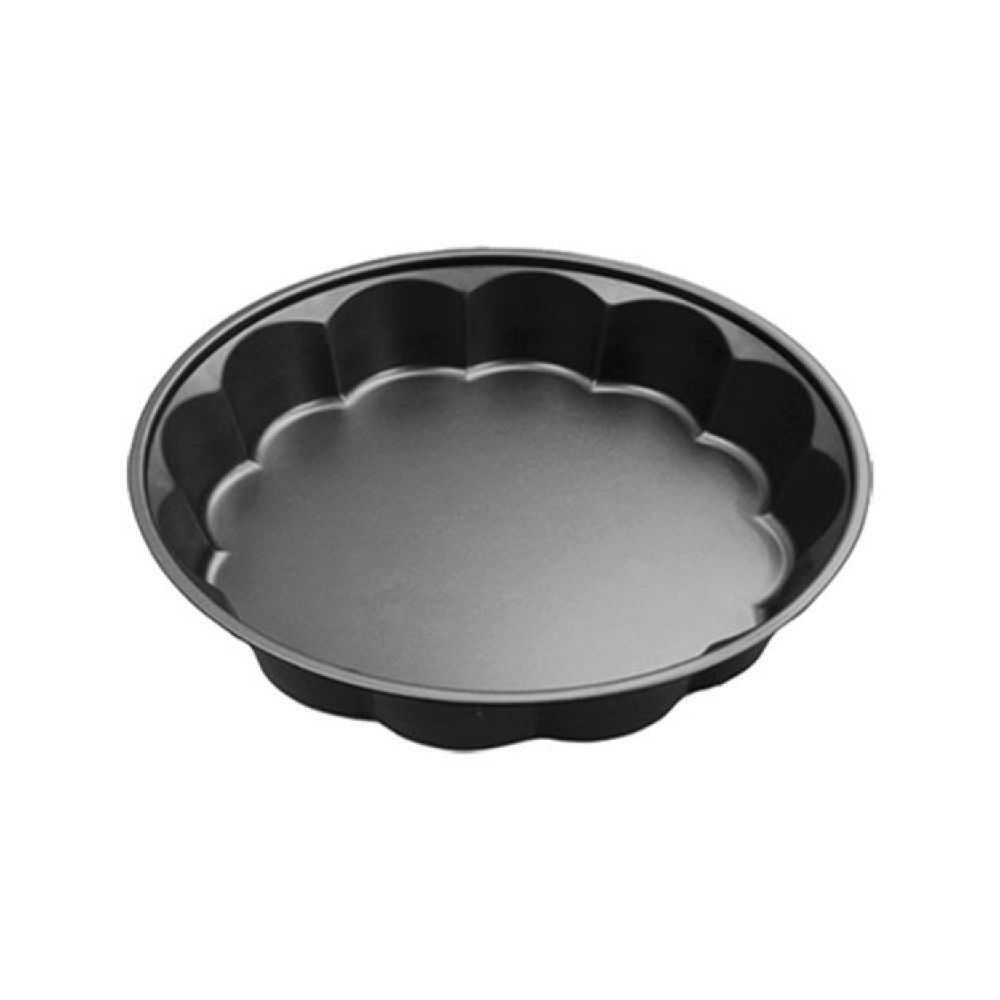 Tortiera in alluminio antiaderente diametro 26 cm x h 6 cm