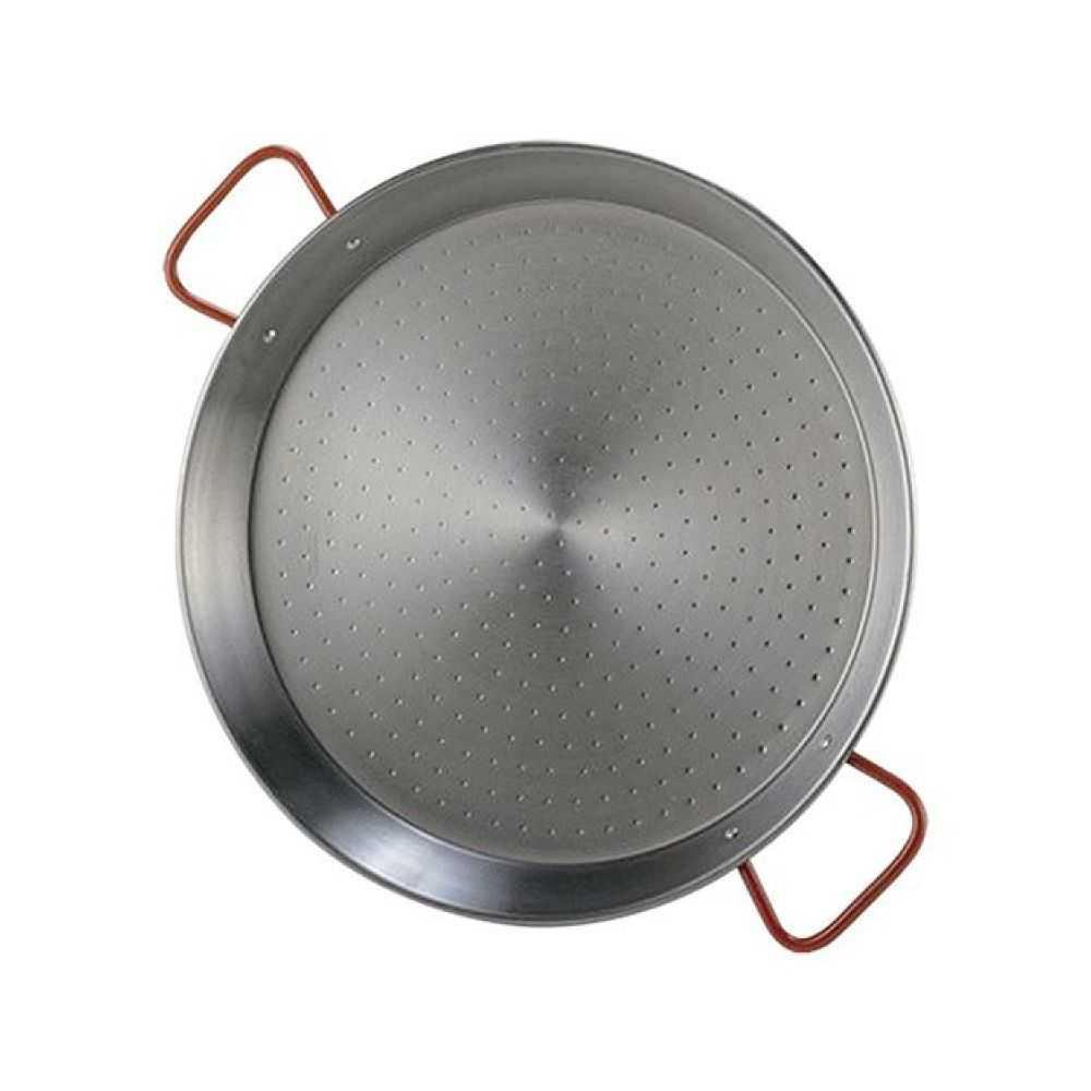 Padella in ferro lucido  diametro 42 cm prodotta da reber