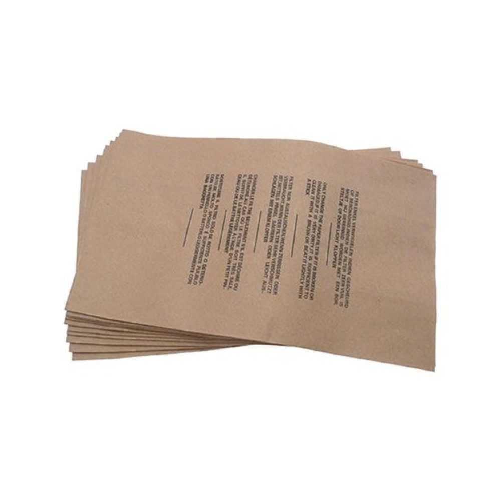Sacchetti in carta raccogli polvere 10 pezzi