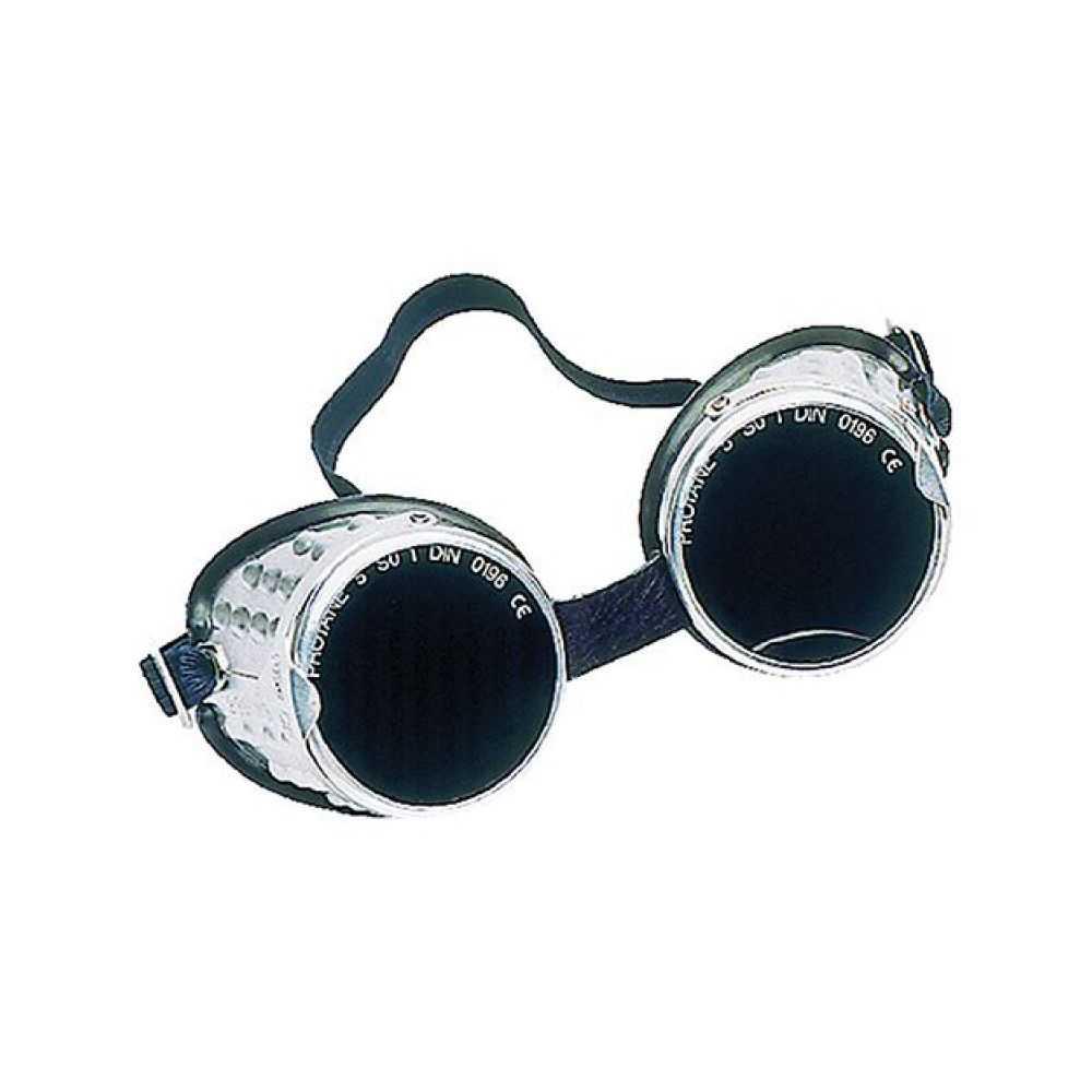 Occhiali di protezione 10962.5 lenti policarbonato verdi