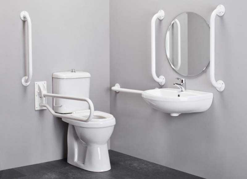 Accessori Bagno X Disabili.Arredare Un Bagno Per Disabili Consigli Utili