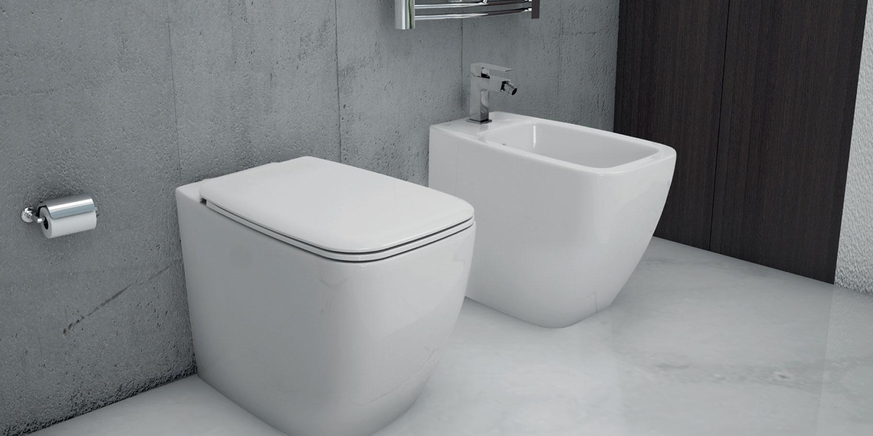 Accessori Da Bagno Ideal Standard.Sanitari Da Bagno Ideal Standard Tradizione Made In Italy